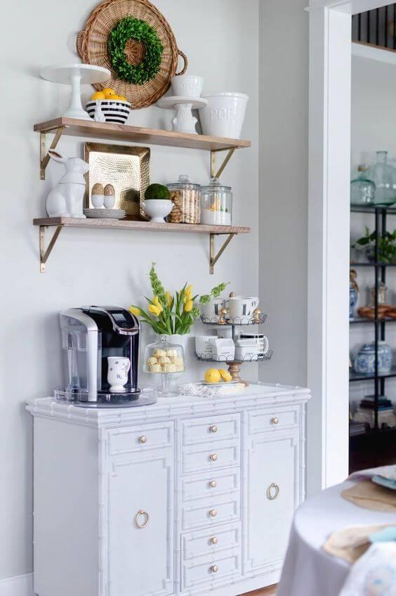 Coffee Station Idea 18