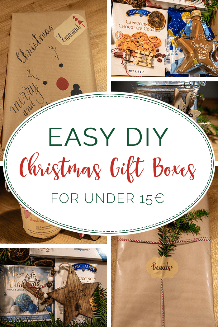 Easy Diy Christmas Gifts.Easy Diy Christmas Gift Boxes For Under 15 Euros Digital Train