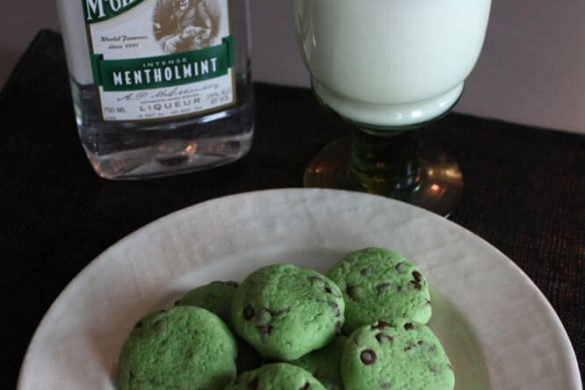 61. Cookies For The Grinch Christmas Recipe
