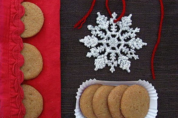 71. Cinnamon French Toast Cookies Christmas Recipe