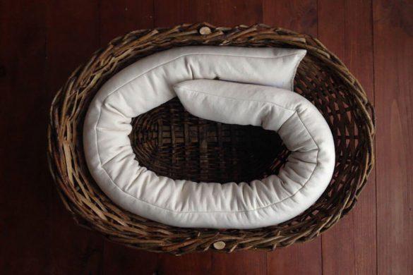 22.newborn Sausage Pillow Prop
