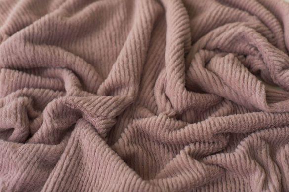 25.newborn Faux Fur Pink