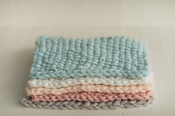30.newborn Knitted Blanket2