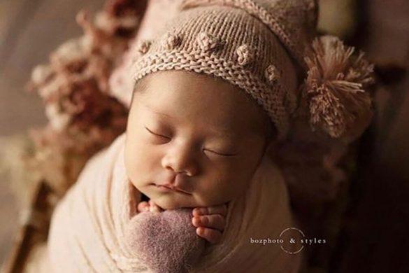31. Newborn Hat