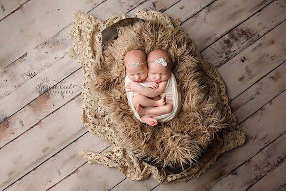 5.newborn Faux Fur