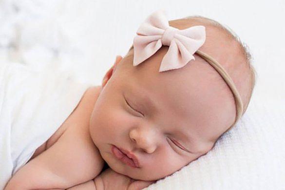 57. Newborn Headband
