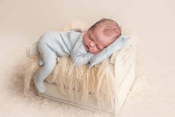 81. Newborn Romper (2)