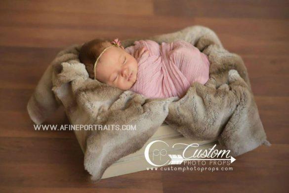 9.newborn Faux Fur