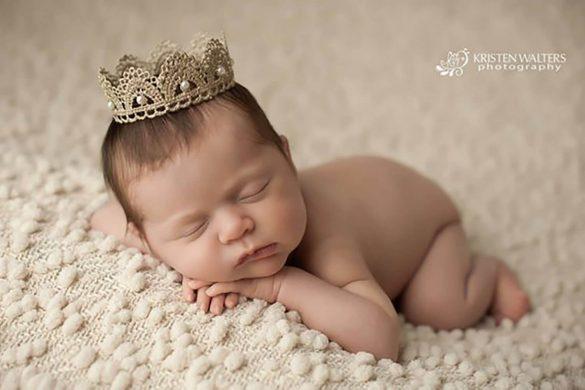 94. Newborn Crown