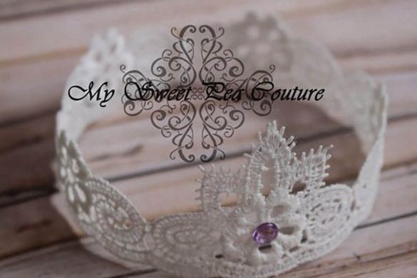 95. Newborn Crown